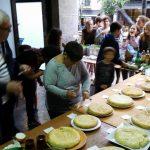 Eskerrak larunbateko tortila txapelketan parte hartu zenuten guztioi