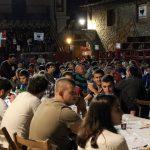 Euskal preso, iheslari eta deportatuen eskubideen aldeko afari jendetsua atzokoa