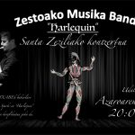 Zestoako  Musika  Bandaren  Santa  Zeziliako  kontzertua