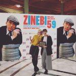 """Zinebi  jaialdian  """"Euskal  zuzendari  onenaren""""  saria  irabazi  du  ZULO  film  laburrak"""