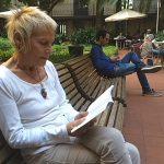 [BIDEOA] Luisa Etxeberria idazle zestoarrari egindako elkarrizketaren aurrerapena