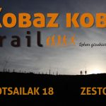 Ostiral honetan zabalduko da III. Kobaz Koba Trail mendi lasterketako izen ematea