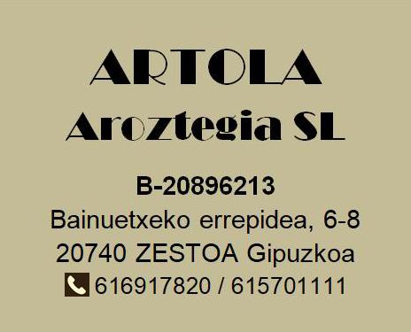 Artola Aroztegia