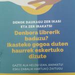 Ikas-Jolas taldea osatu dute Caritaseko kideek