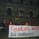 """""""Egunkaria"""" itxi zutela 15 urte"""