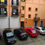 KALE: Pio Baroja Plaza autoz beteta