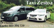 Taxi Zestoa