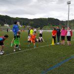 Maiatzean  zehar  Atletismo  Topaketak  egingo  dira  Iraetako  futbol  zelaian