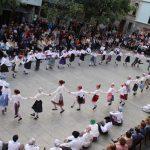 [ARGAZKIAK]  Itxaropena  dantza  taldearen  emanaldia
