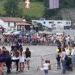 Bukaerara  iristen  ari  dira  Narrondoko  festak