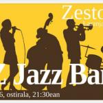 ZZ  Jazz  Band  taldearen  kontzertua  bihar,  ostirala,  Laranjadin