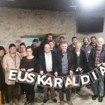 Portale Kultur Elkartea ere buru belarri Euskaraldian!
