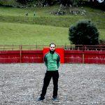 """Josu Arregi: """"Txikitatik ditut zezenak pasio"""""""