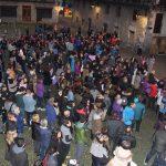 [ARGAZKIAK] Martxoaren 8 ospatzeko manifestazio jendetsua izan da herriko kaleetan zehar