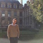 HORTIK ZIHAR – Markel Etxeberria Parisen