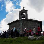 Santa Engraziara irteera antolatu du Agiro Mendi Klubak