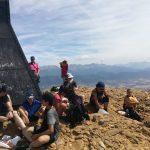 [ARGAZKIAK] 28 lagunek hartu dute parte Agiro Mendi Klubak Pirinioetara antolatutako irteeran