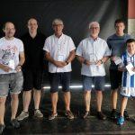 Jose Angel Amuchastegi donostiarrak irabazi du Zestoako VI. Argazki Rallya