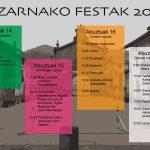 Badatoz Aizarnako festak