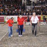 Luis Mari Txapartegi laugarren II.Euskal Pentatloi Txapelketako finalean