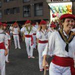 Zahagi-dantzan parte hartzeko deia egin du Itxaropena dantza taldeak