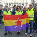 Madrileko pentsio duinen aldeko manifestazioan izan da zestoar talde bat
