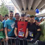 Zestoarrak Donostiako maratoian