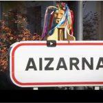 Aizarnako Eskola Txikien jaiaren logotipoa ezagutu nahi?