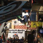 Mikel Odriozola bigarren izan da Azpeitiko Euskal Presoak Euskal Harrietara Boulder Txapelketan