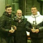 Euskadiko arrantza txapelketa irabazi du Yeray Peñak