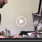 Jesus Perez pianoan