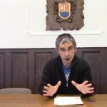 [BIDEOA] Mikel Arregi alkateak koronabirusak eragindako egoeraz hitz egin du