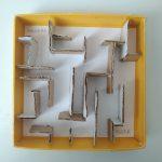 Orri-markatzailea eta labirintoa