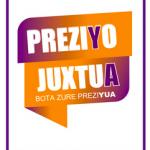 Azken eguna 'Preziyo juxtuan' parte hartzeko!