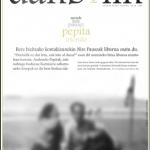 [20 urte Danbolin] Mende bat pauso: Pepita Iriondo