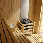 Kiroldegiko sauna zerbitzua erabilgarri izango da astelehenetik aurrera
