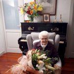 100 urte bete ditu Miren Kortadik