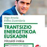 Trantsizio energetikoa Euskadin, hitzaldi irekia