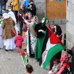 Saharar herriaren askatasunaren alde Madrilen egingo den martxara joateko autobusa antolatu dute