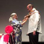 [TTAK!] Arroaerrekako Bitoriano Etxabek jaso du Jaizkibel konpainiaren Berdintasun Saria